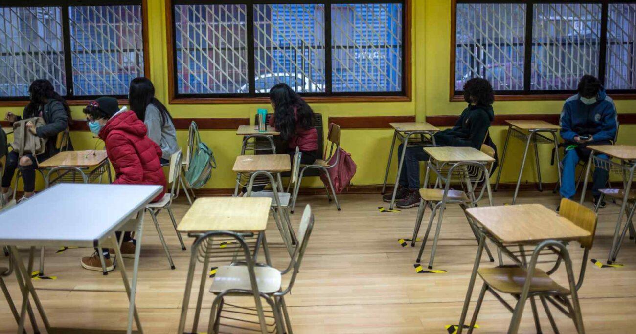 La autoridades electas cuestionaron al Gobierno por su intento de volver a las clases presenciales. AGENCIA UNO/ARCHIVO