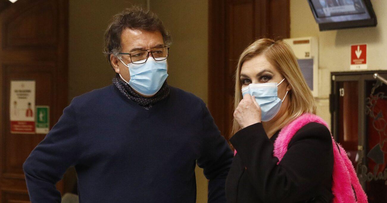 Ante las acusaciones de nepotismo, Pablo Maltés dijo en abril que con Jiles se mantienen en abstinencia sexual. AGENCIA UNO/ARCHIVO
