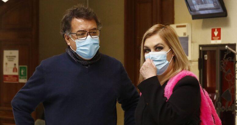 Pamela Jiles responde con portazo al ser consultada por derrota de Maltés