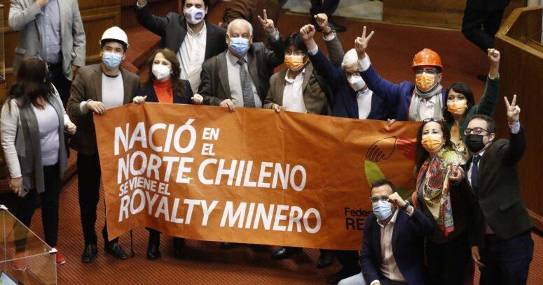 """Sonami: aprobación de royalty minero significará """"no tener más minería en Chile"""""""