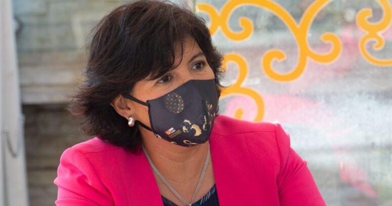 """A pesar de debacle DC: Provoste afirma que Chile """"no quiere más gobiernos de derecha"""""""