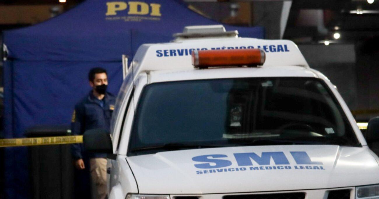 En tanto, el fiscal Patricio Martínez dispuso que los peritajes se realizaran por la Brigada de Homicidios de la PDI. AGENCIA UNO/ARCHIVO