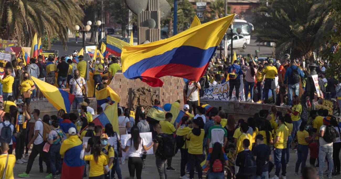 Más de 40 personas han muerto durante las protestas.  AGENCIA UNO/ARCHIVO