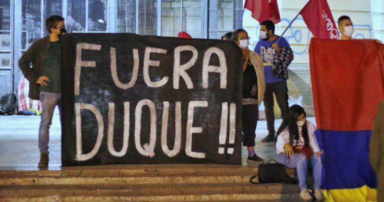 """ONU expresa consternación por """"uso ilegal"""" de la fuerza en protestas de Colombia"""