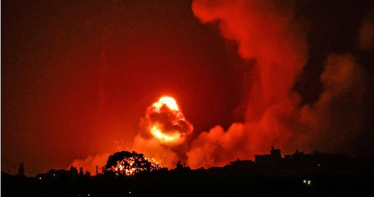 El jueves las fuerzas terrestres israelíes se movilizaron en el borde de Gaza, dejando abierta la posibilidad de una invasión. AGENCIA UNO/ARCHIVO