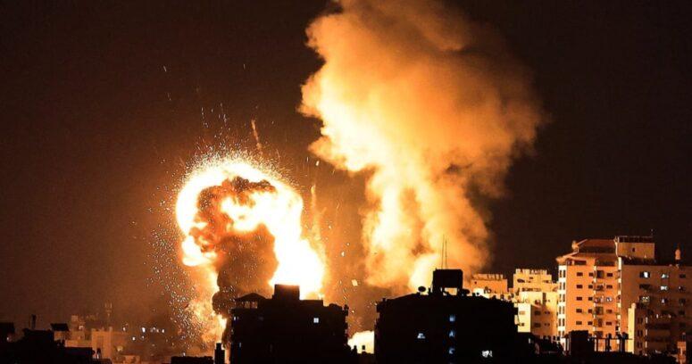 Israel lanza un nuevo ataque aéreo contra el norte de la Franja de Gaza