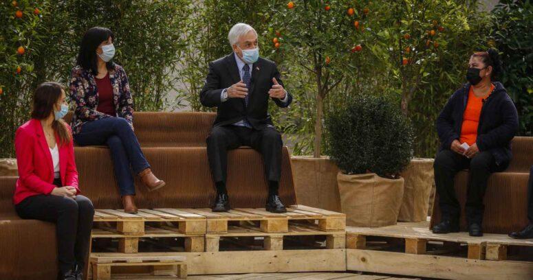 Piñera anuncia publicación de nueva ley de Protección de la Salud Mental
