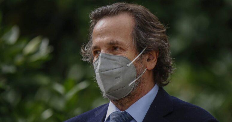 """""""Minsal explicó las condiciones de calidad de los ventiladores donados por la CPC"""""""