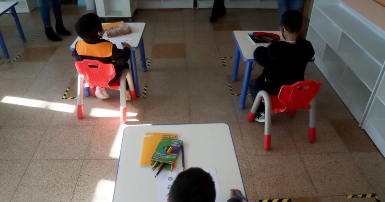 El estudio también midió la conectividad de los recintos con sus alumnos. AGENCIA UNO/ARCHIVO
