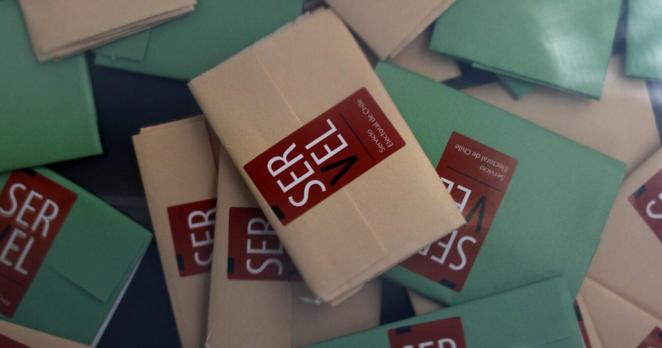 El organismo señaló que la creación de papeletas que no corresponden a la elección podría terminar en penas de presidio. AGENCIA UNO/ARCHIVO