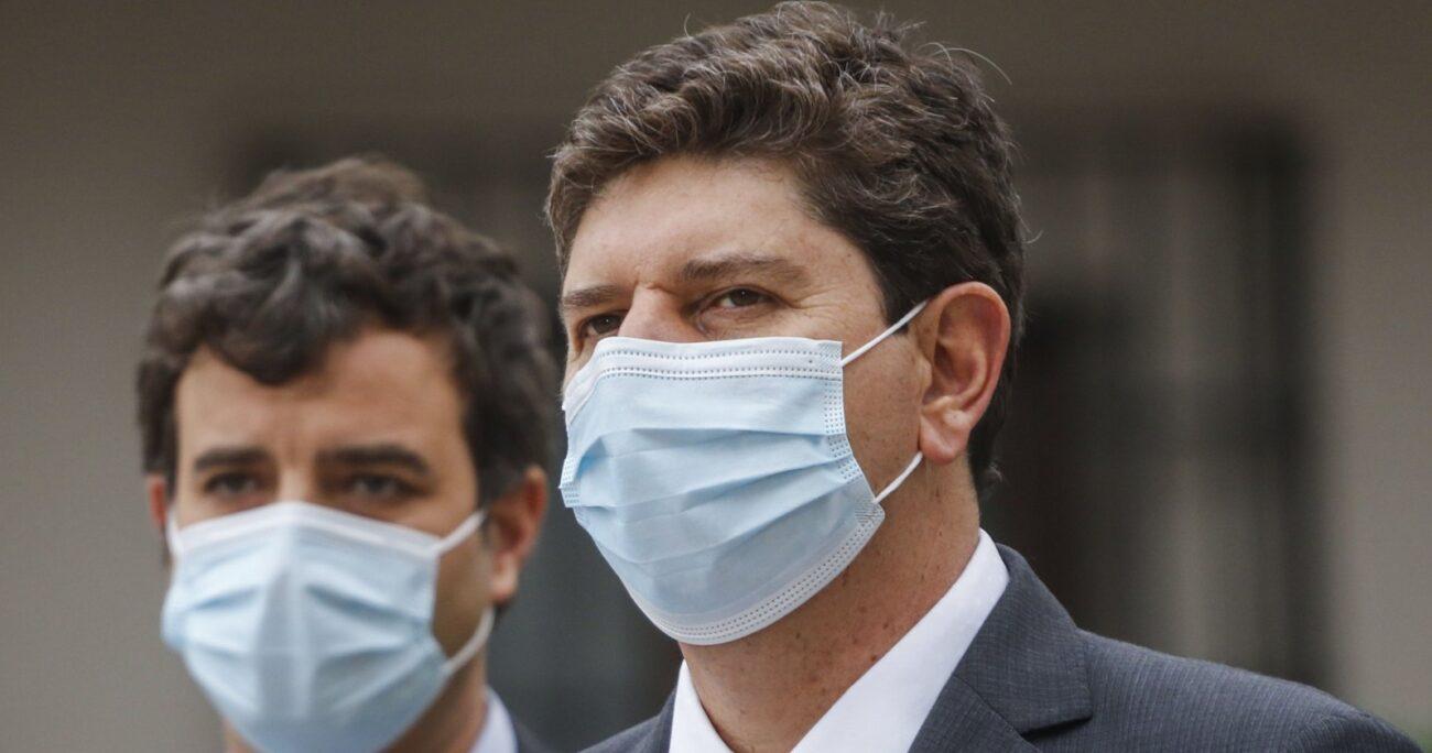 """En la misma línea, informó el aumento del """"fondo especial para la salud con el propósito de seguir financiando la lucha contra el COVID-19. AGENCIA UNO"""