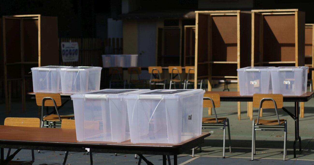 Las elecciones se realizarán durante dos jornadas. AGENCIA UNO/ARCHIVO