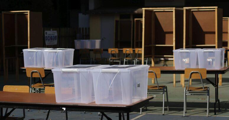 Revisa dónde te toca votar en las elecciones del fin de semana