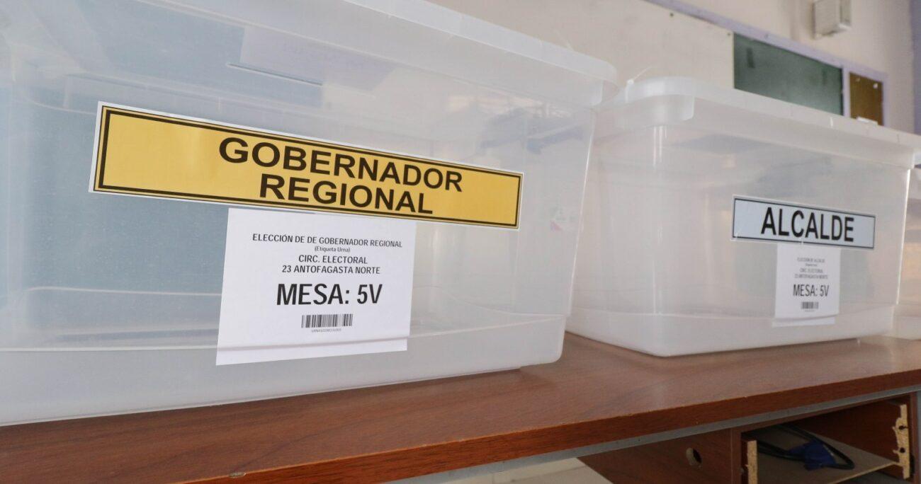 En los comicios votaron 6,4 millones de personas, un millón menos que durante el plebiscito. AGENCIA UNO/ARCHIVO