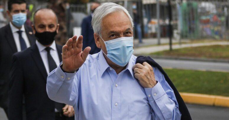 """Presidente Piñera: """"Que hoy se escuche fuerte la voz de la gente"""""""