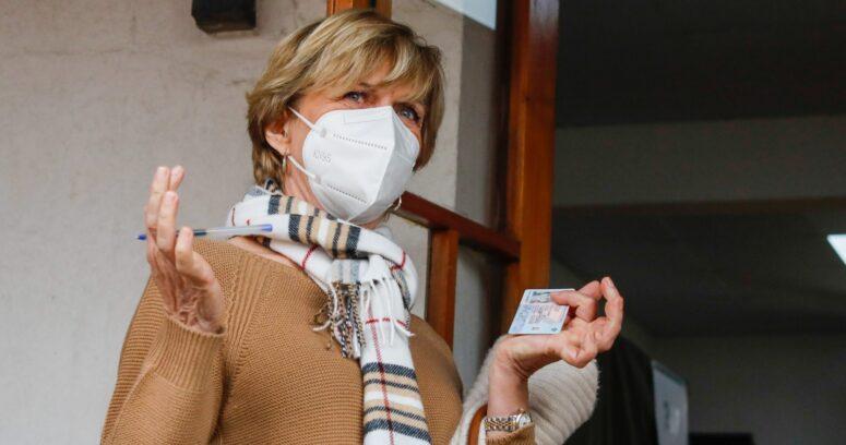 Evelyn Matthei pone en duda apoyo a Lavín en primarias de Chile Vamos