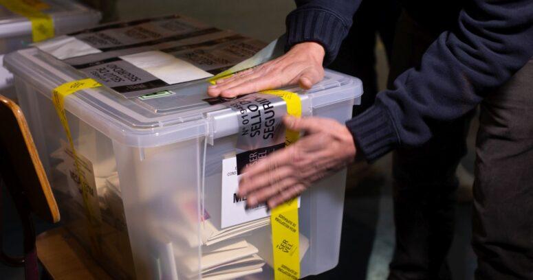 Candidatos a la alcaldía de La Granja denunciaron supuesta vulneración de las urnas