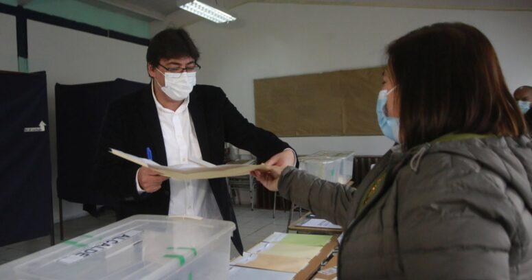 """Daniel Jadue por las elecciones: """"Hoy tiene que consolidarse lo que partió el 18 de octubre"""""""