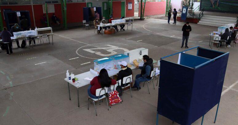 Elecciones: baja participación, lenta constitución de mesas e incidentes menores en segunda jornada de votación