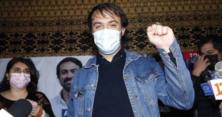 Jorge Sharp soporta los cuestionamentos y es reelecto como alcalde de Valparaíso