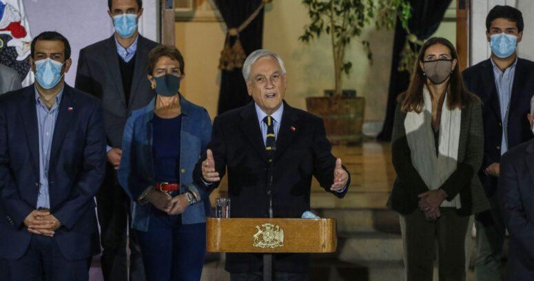 """Piñera: """"No estamos sintonizando adecuadamente con los anhelos de la ciudadanía"""""""