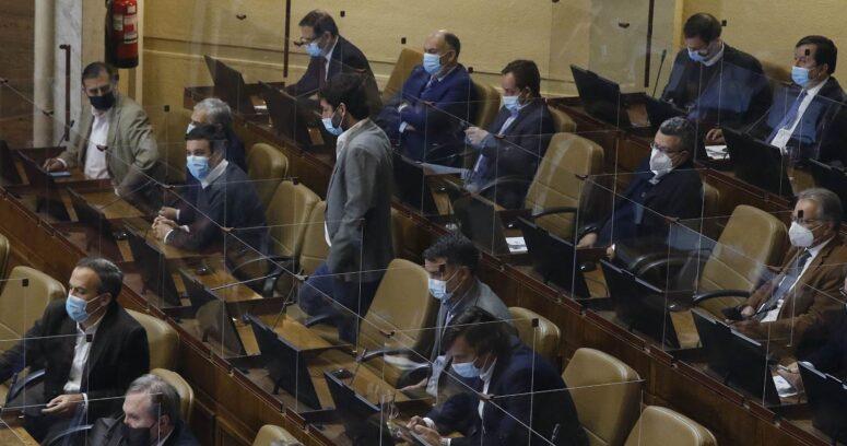 """""""Cámara de Diputados rechaza impuesto a los súper ricos por falta de quórum"""""""