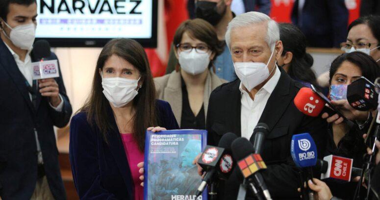 """""""Heraldo Muñoz confirma fin de su carrera presidencial:"""