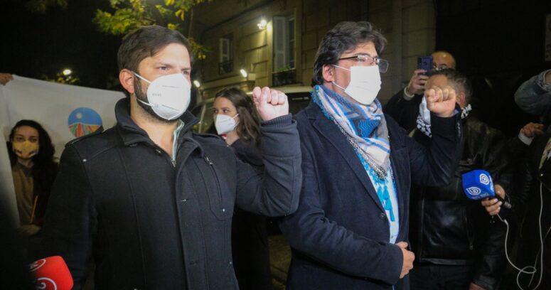 """""""La teleserie nocturna de la oposición en el Servel"""""""