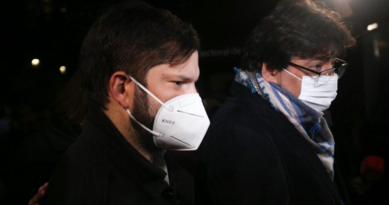 El diputado del FA compite con el alcalde de Recoleta y militante PC en las primarias de la izquierda. AGENCIA UNO/ARCHIVO