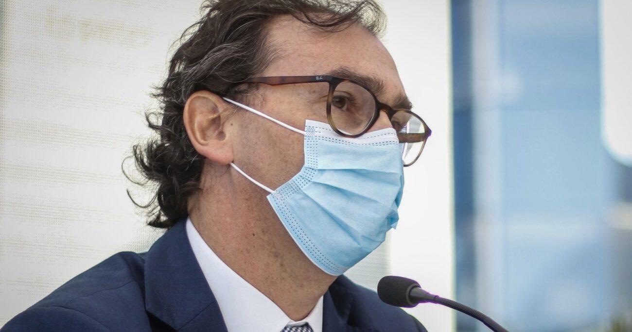 El secretario de Estado aseguró que seguirá evaluando las opciones para volver a las actividades presenciales. AGENCIA UNO/ARCHIVO