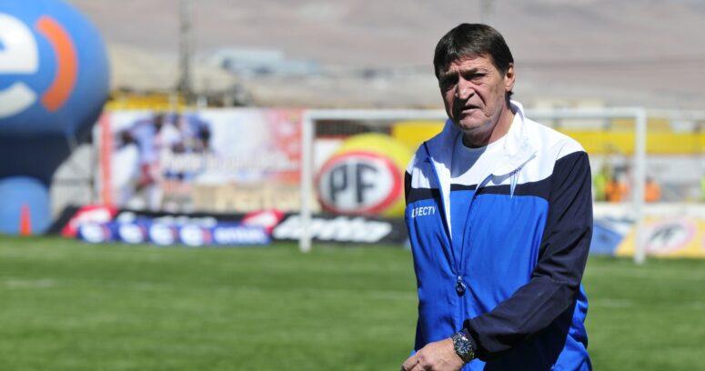 Falleció la esposa del ex entrenador de la UC, Julio César Falcioni