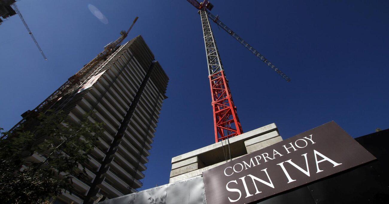 Durante la primera parte del año también se mostró una baja en la oferta de viviendas. AGENCIA UNO/ARCHIVO