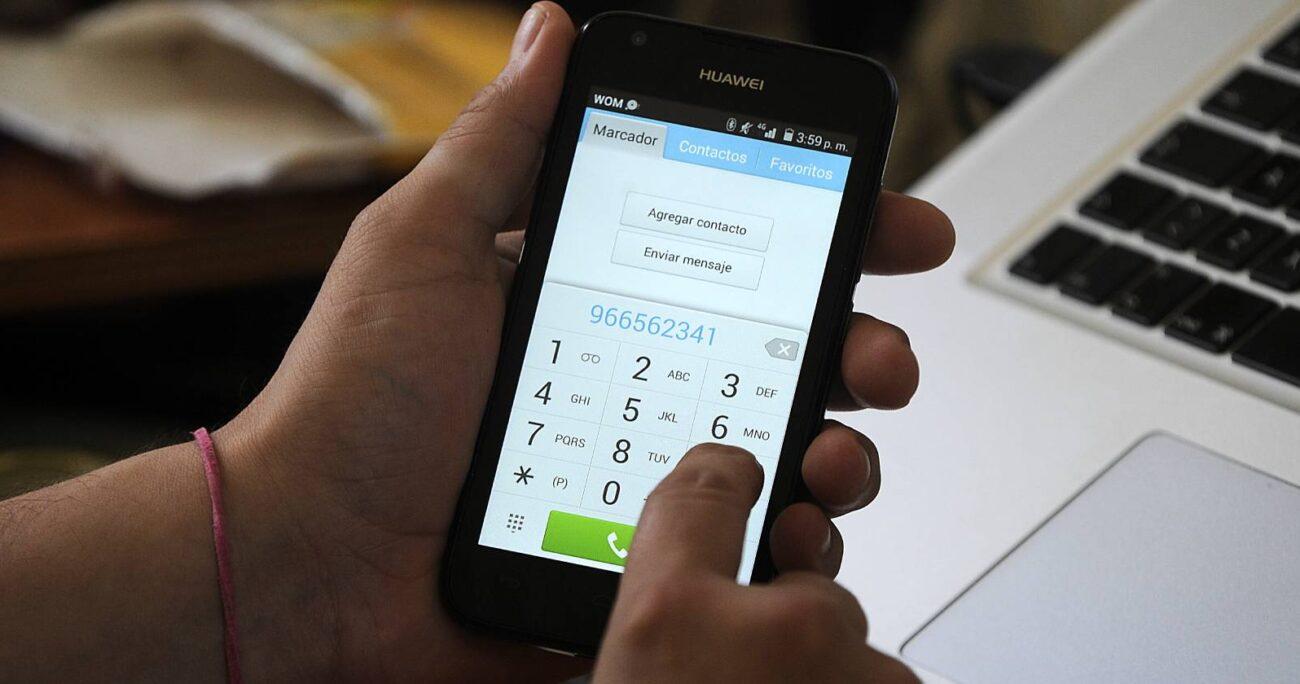 Subtel pidió a las empresas de telefonía la entrega de los datos de 15 millones de clientes. AGENCIA UNO/ARCHIVO