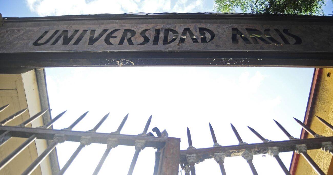 La casa de estudios cerró sus puertas durante el año 2017. AGENCIA UNO/ARCHIVO