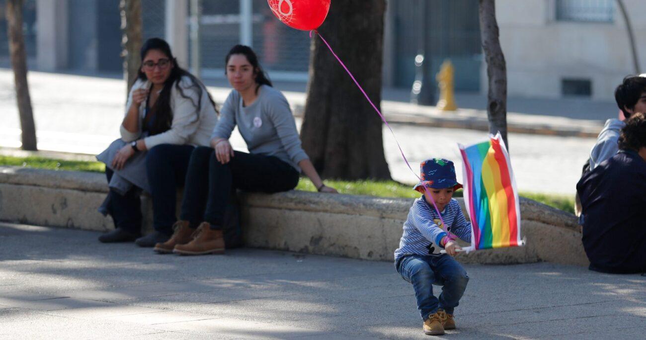 Tribunal estableció que lo relevante es respetar el derecho a la identidad y a la igualdad del niño y su madre. AGENCIA UNO/ARCHIVO