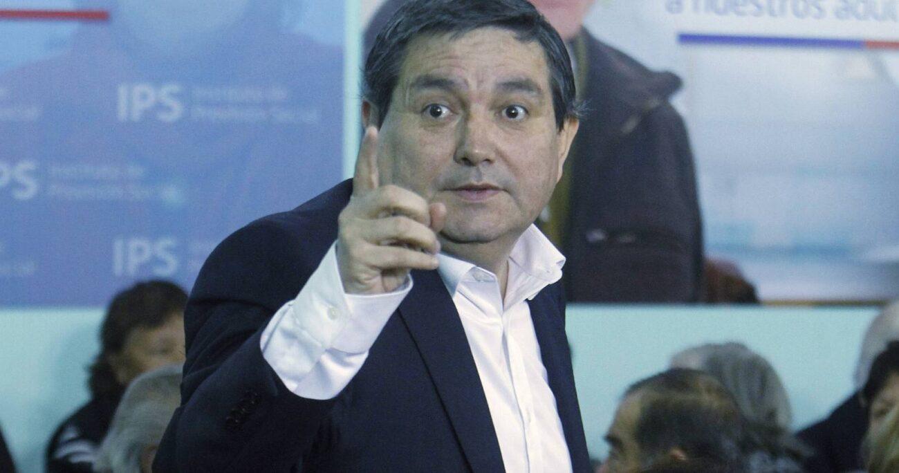 Miguel Ángel Aguilera peleó voto a voto el puesto en la alcaldía con ex concejal Gustavo Toro (DC). AGENCIA UNO/ARCHIVO