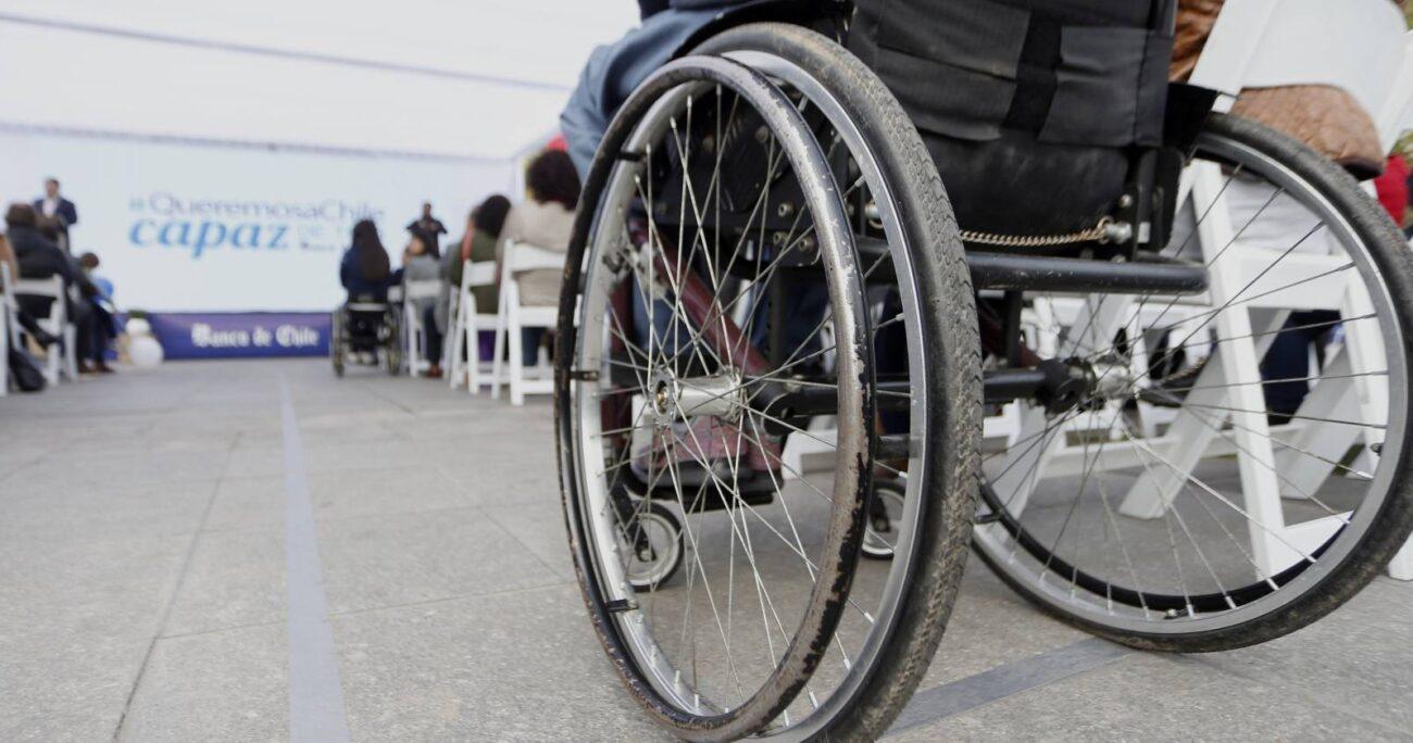 Según un levantamiento previo a las elecciones realizado por Integrados Chile, ascendían a 45 las y los candidatos(as) con discapacidad. AGENCIA UNO/ARCHIVO