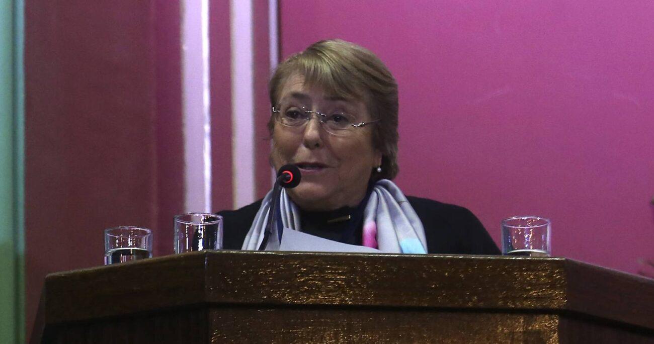 Bachelet cifró en 242 los palestinos muertos en Gaza por los últimos ataques israelíes. ARCHIVO/AGENCIAUNO