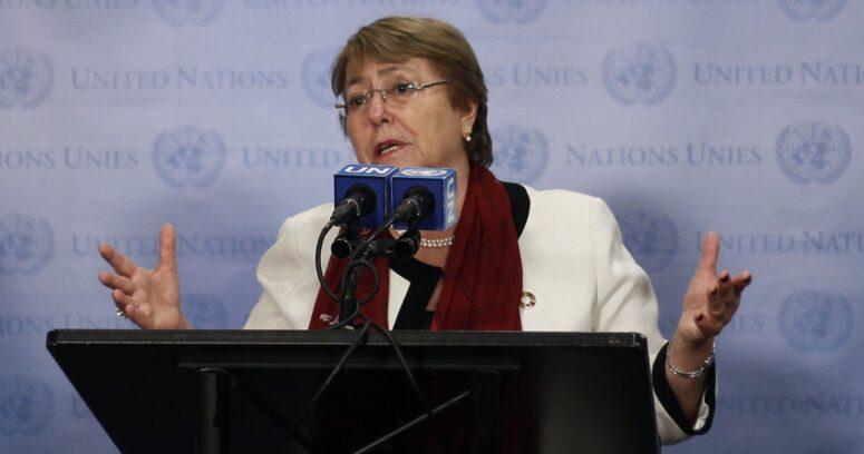 Bachelet insta a Hamás y a Israel a poner fin inmediato a la violencia