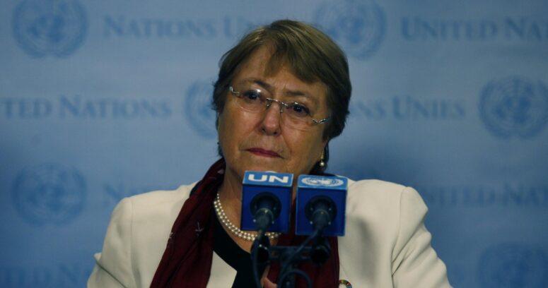 """""""Bachelet pidió una investigación independiente por la violencia en Cali"""""""