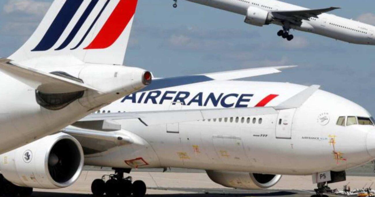 Air France se vio obligada a cancelar un vuelo París-Moscú.