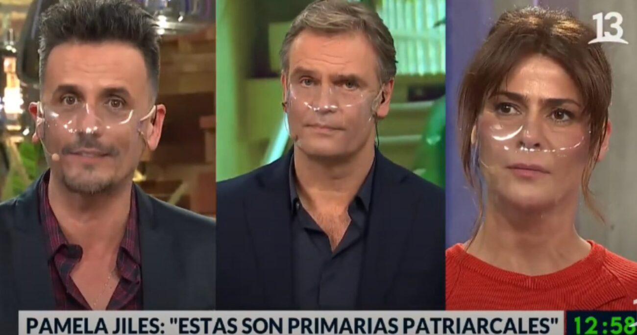 """""""Yo creo que lo que ocurre en Chile es un exceso de farandulización de la política"""", expresó el periodista."""