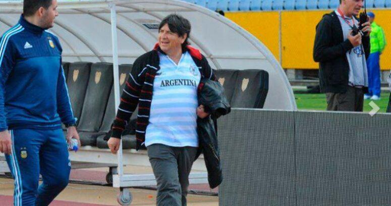 Murió el Brujo Manuel, la cábala de Sampaoli en la selección de Argentina