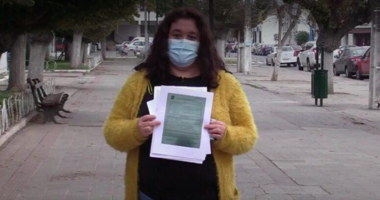 El extraño caso de candidata a concejal en San Fernando que nunca se inscribió en el Servel
