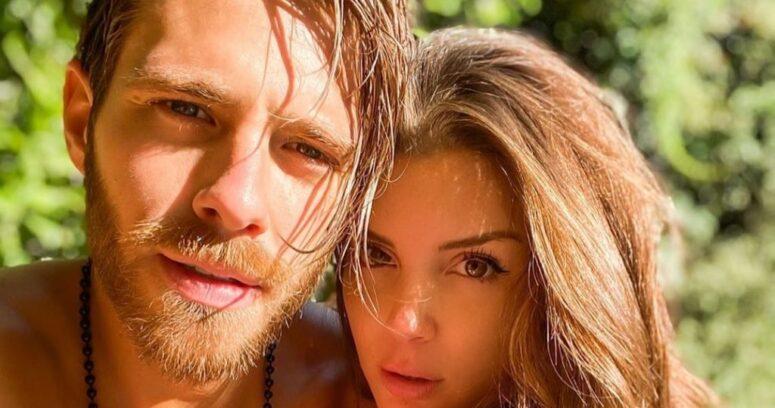 """""""""""Te recontraca… a trompadas"""": Cata Vallejos y su pareja protagonizan pelea en Colombia"""""""