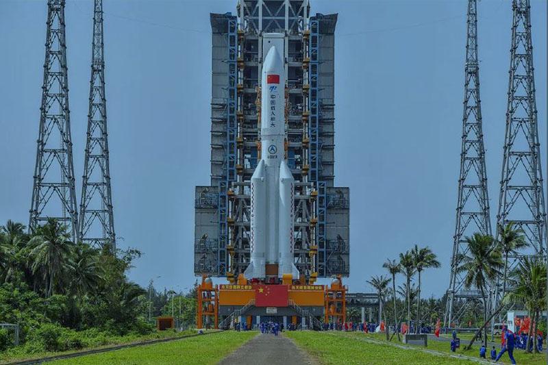 Sin embargo, reiteraron que la información exacta se conocerá horas antes del reingreso del cohete de origen chino.