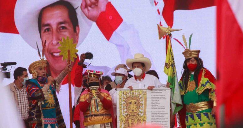 """""""Candidato presidencial de izquierda en Perú propone confiscar los ahorros de las AFP"""""""