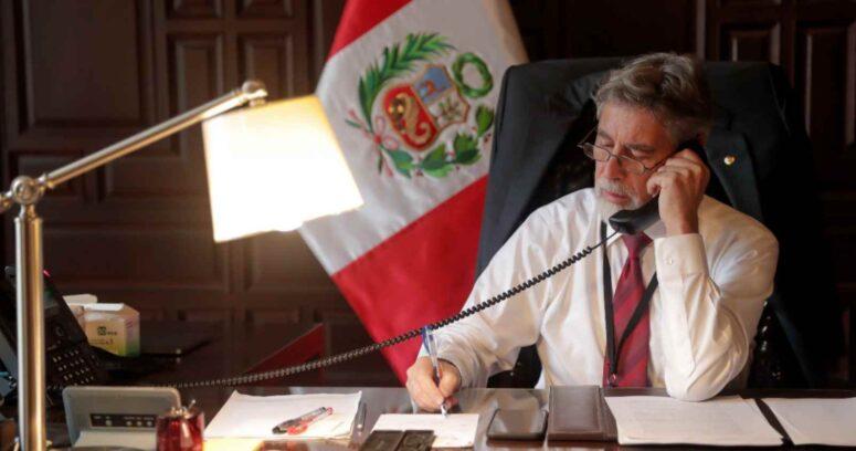 """""""Presidente de Perú pide no usar el ataque de Sendero Luminoso"""