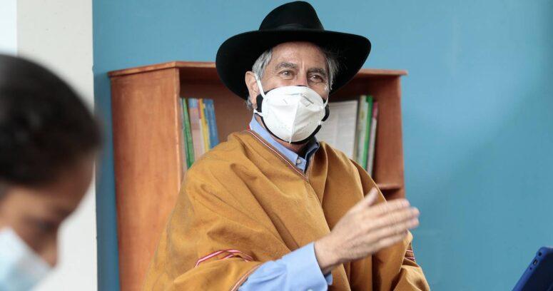 """Sagasti llama """"chantajistas"""" a quienes sugieren juicio político si envía al TC la ley del retiro de pensiones"""