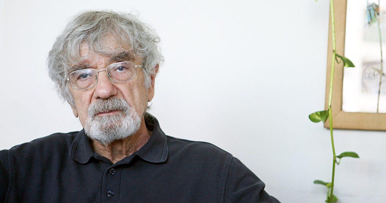 El intelectual chileno tenía 92 años. FELIPE POGA/U. DE CHILE/ARCHIVO